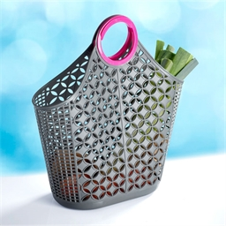 Splash shopping bag