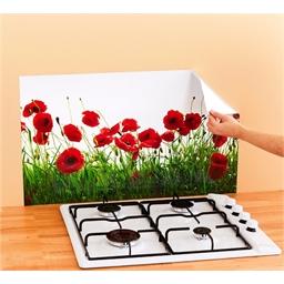 Poppy anti spatter sheet