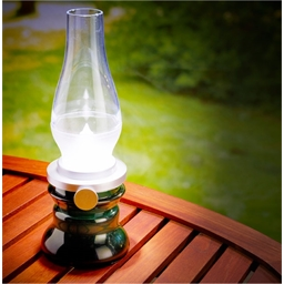 LED oil lamp