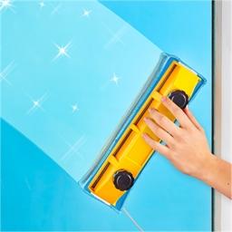 Nettoyeur vitre magnétique
