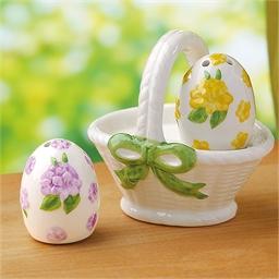Salz und Pfeffer Eierkörbchen