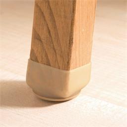 8 embouts pieds de chaise en silicone