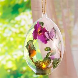 Led-versiering orchidee