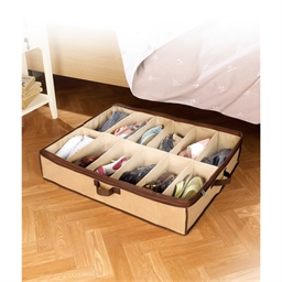 Kiste für 12 Paar Schuhe