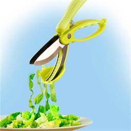 Eminceur salade