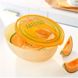 Boîte de conservation melon