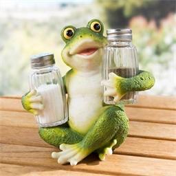 Sel / poivre grenouille