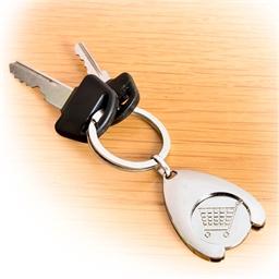 Schlüsselanhänger mit Chip