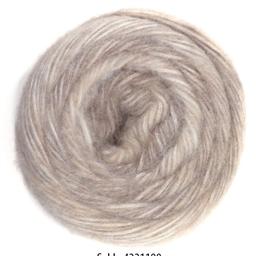 Connect knitting yarn denim