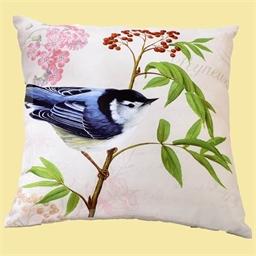 Housses de coussin oiseaux