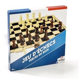 Jeu d'échecs traditionnel