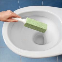 Magische WC-Bürste