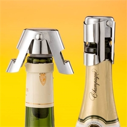 Wine & champagne stopper