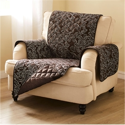 Protège fauteuil Perse / Protège canapé Perse 2-3 places