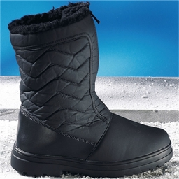 """Grand Nord"" boots Black - size 4"