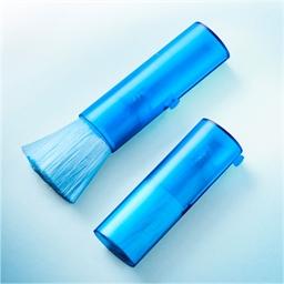 2 Tastatur-Pinsel blau