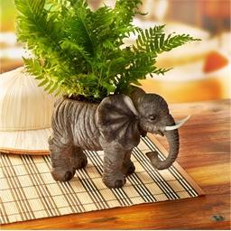 Cache-pot éléphant