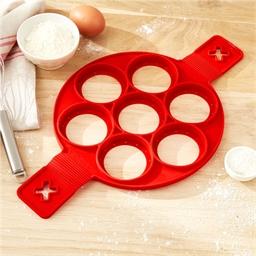 Vorm voor 7 pannenkoeken/eieren
