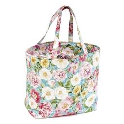Roses in bloom bag