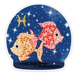 Kit magnet perles a coller poisson Poisson