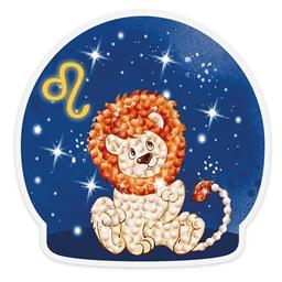 Kit magnet perles a coller lion Lion