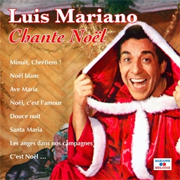 Cd Luis Mariano Chante Noel