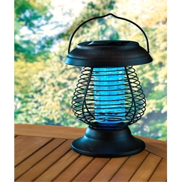 Lampe anti-insectes Spirale