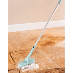 Dirty floor broom