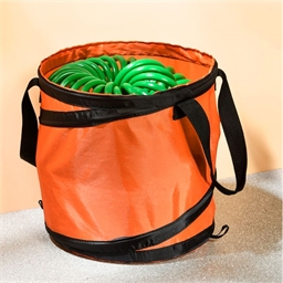 Garden hose bag