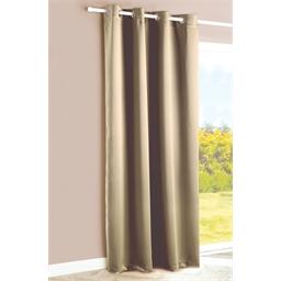 Insulating curtains