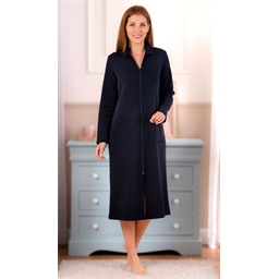 Dressing gown Navy or Burgundy