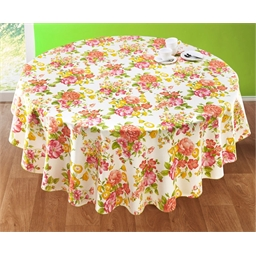Tischdecke Loneta Durchmesser 140 cm