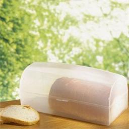 Boîte à pain<br/>transparente