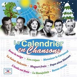 CD Le Calendrier en Chansons