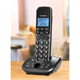 Téléphone Thomson gris