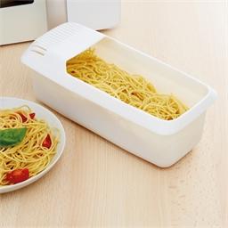 Pasta-Garer für die Mikrowelle