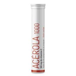 Acérola 1000 tube de 16 comprimés