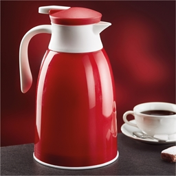 Pichet thermos rouge