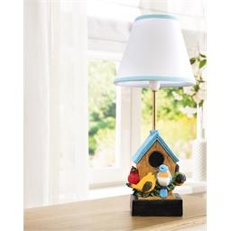 Lampe cabane oiseaux