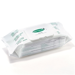 100 Aseptonet disinfectant wipes