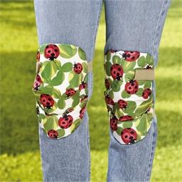 Protège genoux coccinelles