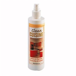 Cleaning cream for wooden kitchen units