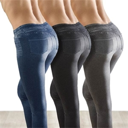 Pairs of stretch jeans - Set of 3