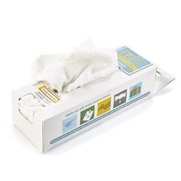 Box of 12 microfibre cloths