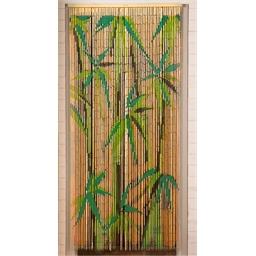 Bamboegordijn