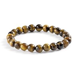 Armband mit Naturstein Tigerauge