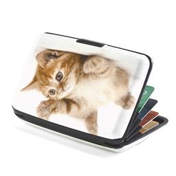 Kitten card holder