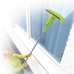 Maxi-Fensterreiniger mit Sprüher