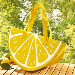 Lemon cool bag