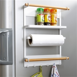 Magnetic kitchen organiser